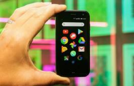 Perangkat dari Palm bisa gantikan ponsel Anda