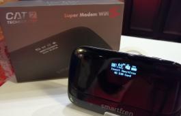 Dua modem baru Smartfren janjikan internet ngebut