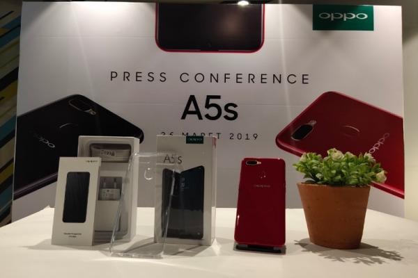 Oppo A5s, tawaran baterai besar harga bersahabat