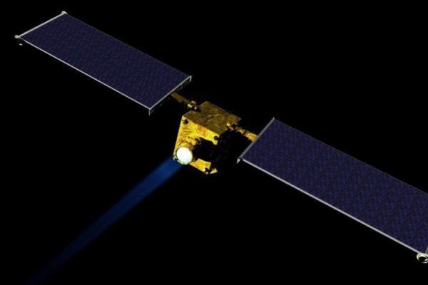 NASA uji coba ubah jalur asteroid dengan tabrakan