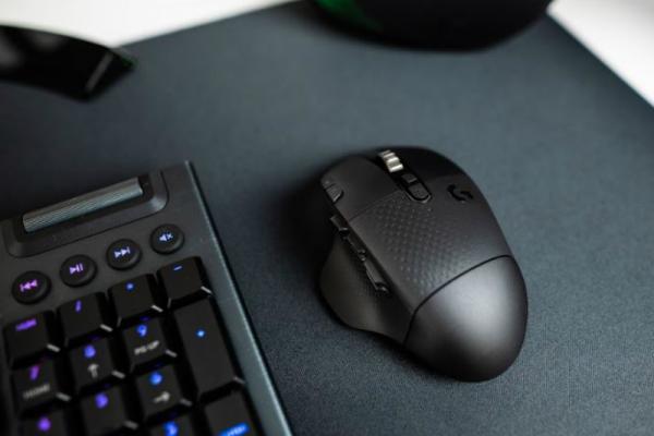Logitech luncurkan G604 LIGHTSPEED Wireless Gaming Mouse