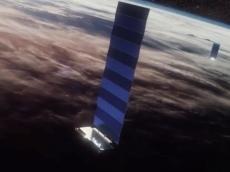 Solusi SpaceX untuk kurangi kekhawatiran astronom soal Starlink