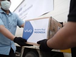 Vivo bersama ACT berikan 150 ribu masker