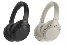 Headphone Sony WH-1000XM4 bakal punya daya tahan baterai 40 jam