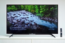 Review Sharp Aquos Android TV 2T-C50BG1i: Fiturnya asyik