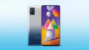 Samsung Galaxy M31s meluncur dengan sensor Sony IMX682 64 MP