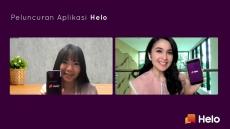 Aplikasi Helo resmi hadir di Indonesia, fokus konten lokal