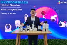 EZVIZ luncurkan jajaran produk smarthome 2021, mulai dari bel pintar hingga kamera resolusi tinggi