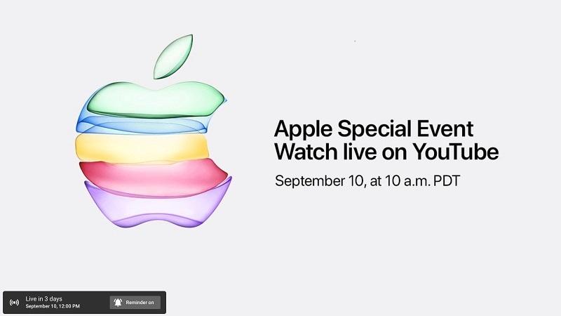 Selasa, peluncuran iPhone 11 sudah bisa ditonton di  Youtube