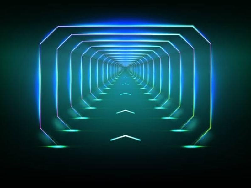 Ini materi yang dapat bergerak lebih cepat dari cahaya