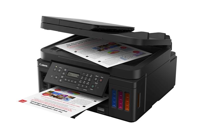 Printer baru Canon bisa cetak dokumen hingga 8.300 lembar