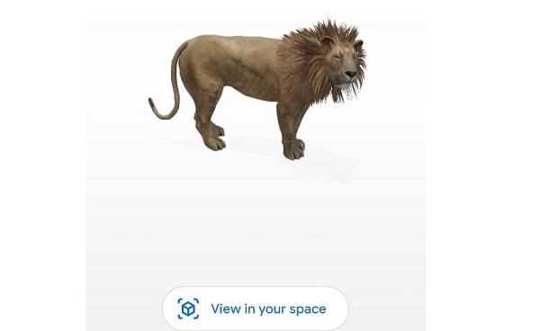 Cara memanfaatkan Google 3D agar anak tidak bosan